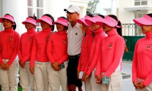 Grand Phnom Penh Golf Club, Phnom Penh, Cambodia
