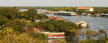 Prek Toal Community Based Ecotourism Site