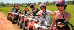 Siem Reap Quad Bike Adventure
