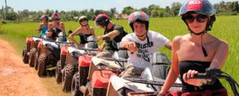 Siem Reap Quad Bike Adventure