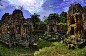 Phnom Chisor Temple