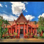 The Architecture of Phnom Penh