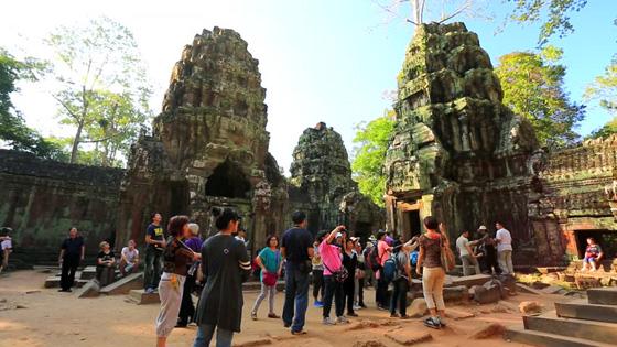 Tourist_Number, Cambodia-Tourism.org