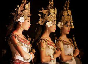 Apsara Dancing Show