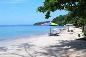 Prek Treng Beach