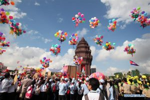 Cambodia Independence Day
