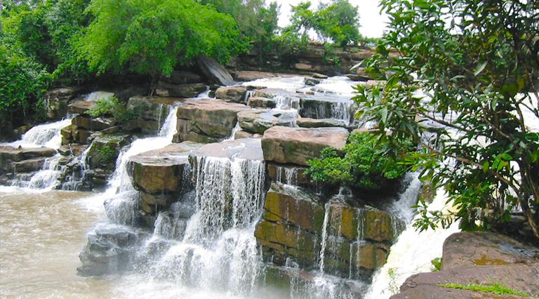 Kbal Chhay Waterfall, Koh Kong
