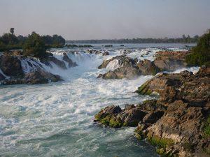 Lbak Khaon Waterfall