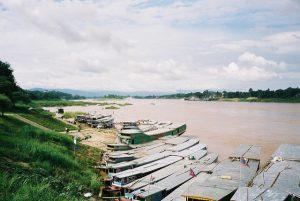 Mekong River Trip to Laos