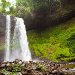 Sen Monorm Waterfall, Mondulkiri