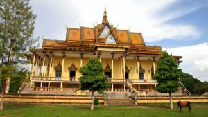 The 100-Column Pagoda