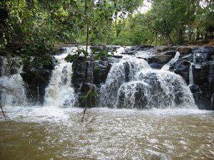 Chrey Yos Waterfall