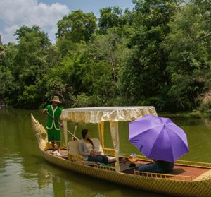 Angkor Gondola Boat, Siem Reap, Cambodia