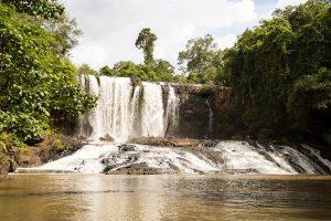Bou Sra Waterfall