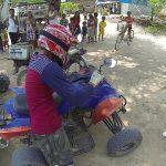 Phnom Penh Blazing Trails