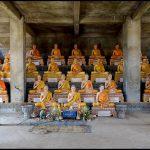 The Wat Phnom, Phnom Penh