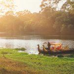 Gondola Sunset Boat Rides