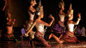 Apsara Dance Show