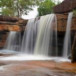 Kbal Chhay Waterfall, Sihanouk Ville