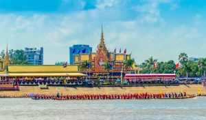 Cambodian Water Festival