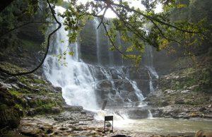 Ou Sensranoh Waterfall