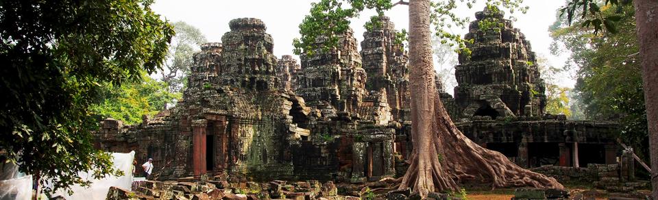 Adventure & Temple